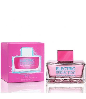 Antonio Banderas Electric Blue Seduction