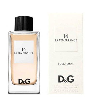 D&G Anthology La Temperance 14