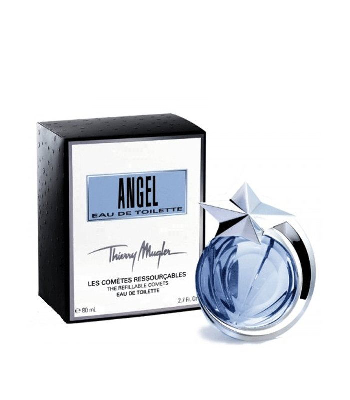 Thierry mugler angel eau de for Thierry mugler miroir des secrets