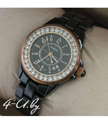 Часы керамические Armani в Фрязино. Швейцарские часы