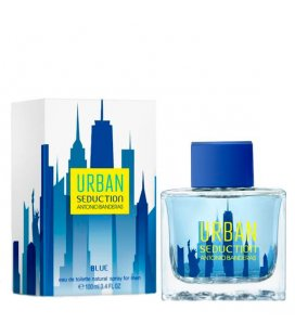Antonio Banderas Urban Blue Seduction Men