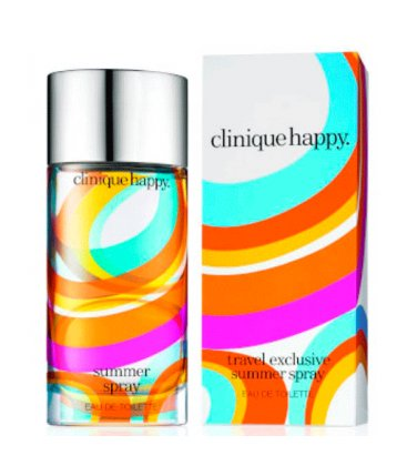 Clinique Happy Travel Exclusive Summer Spray