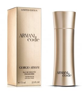 Giorgio Armani Code Pour Homme Limited Edition