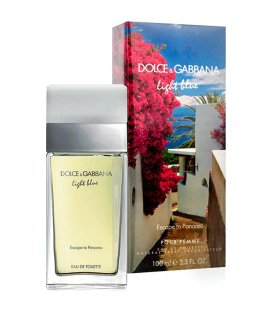 D&G Light Blue Escape to Panarea