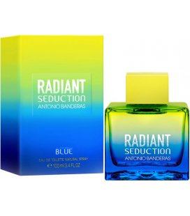 Antonio Banderas Radiant Blue Seduction