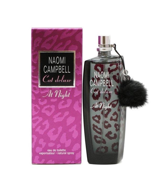 Туалетная вода Naomi Campbell Cat Deluxe At Night для женщин 100 мл.