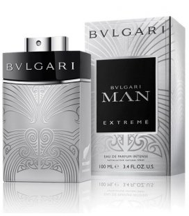 Bvlgari Man Extrême All Black Editions