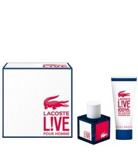 Подарочный набор Lacoste LIVE Pour Homme