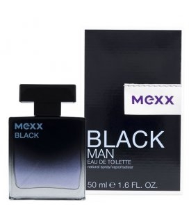 Mexx Black Man