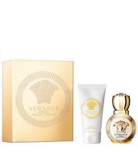 Подарочный набор Versace Eros Pour Femme