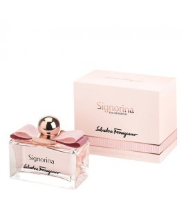 Salvatore Ferragamo Signorina Leather Edition