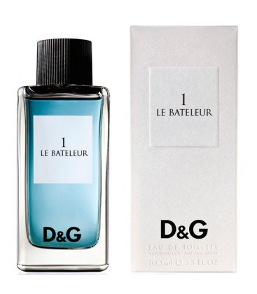 D&G Anthology Le Bateleur 1