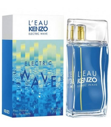Kenzo L'eau Electric Wave Pour Homme