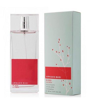 Armand Basi In Red Eau Fraiche