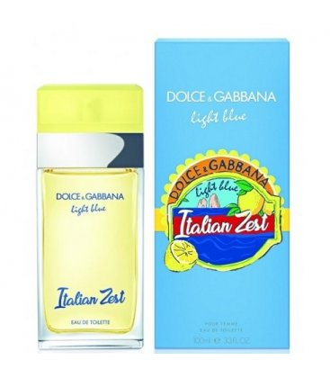 Dolce&Gabbana Light Blue Italian Zest Pour Femme