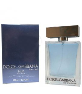 D&G The One Blue for men