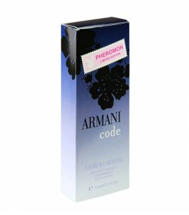 Масляные духи Giorgio Armani Code