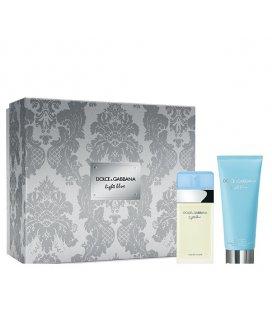 Подарочный набор Dolce Gabbana Light Blue Pour Femme